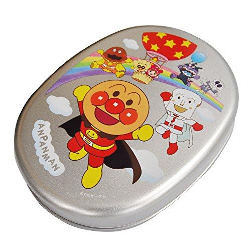 アンパンマン おべんとう箱 アルミ ( 弁当箱 )