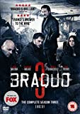 Braquo Series 3 [DVD]