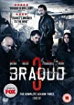 Braquo Series 3 [DVD]
