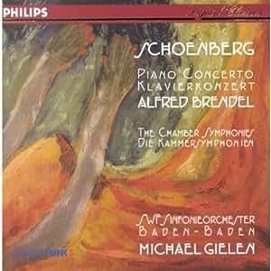 Piano Concerto (Brendel/Gielen)