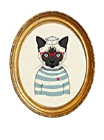 Panel Decorativo Sailor Cat