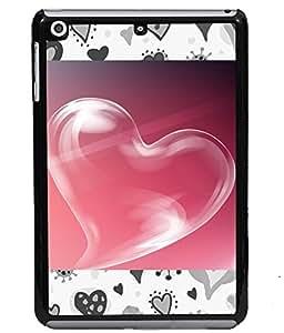 Printvisa 2D Printed Love Designer back case cover for Apple I Pad Mini 2 - D4599