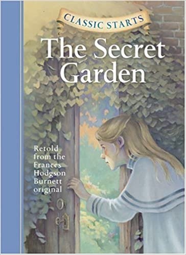 favorite children's books -- The Secret Garden by Frances Hodgson Burnett