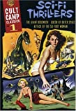 Cult Camp Classics, Vol. 1: Sci-Fi Thrillers (Attack of the 50 Ft. Woman / Giant Behemoth / Queen of Outer Space)