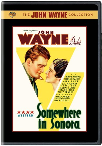 Somewhere in Sonora [DVD] [Import]