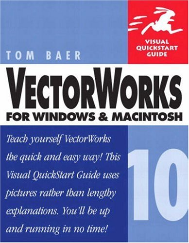 Vectorworks 10 for Windows and
