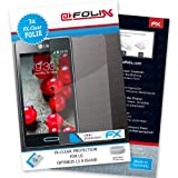 AtFoliX Premium Crystal-Clear Screen Protectors for LG Optimus L5 II E460 (Pack of 3)