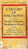 img - for A History of Philosophy: Volume 8, Part II: Modern Philosophy: Bentham to Russel book / textbook / text book