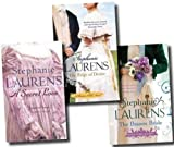 Stephanie Laurens Stephanie Laurens 3 Books Set Collection (The Edge of Desire, A Secret Love, The Brazen Bride)
