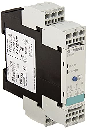 Siemens 3rn1011 2bb00 thermistor motor protection relay for Thermistor motor protection relay