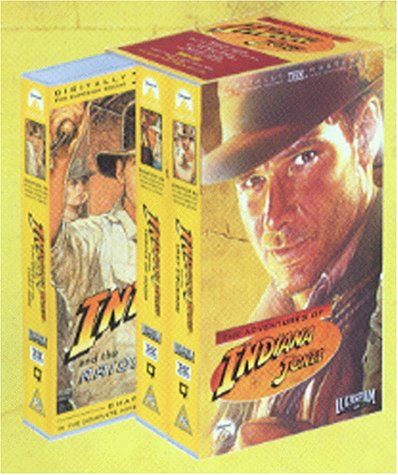 Indiana Jones Triology [VHS] [UK Import]