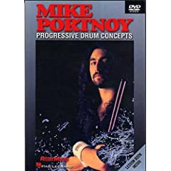 Mike Portnoy Progressive Drum Concepts DVD [Tutorial] | 600 MB