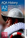 img - for AQA History A2 The Emergence of a Great Power? Spain, 1492-1556 book / textbook / text book