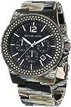 Michael Kors Womens MK5599 Madison Zebra Watch