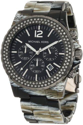 Michael Kors Women's MK5599 Madison Zebra Watch