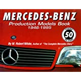 Mercedes Benz Production Models Book 1946-95