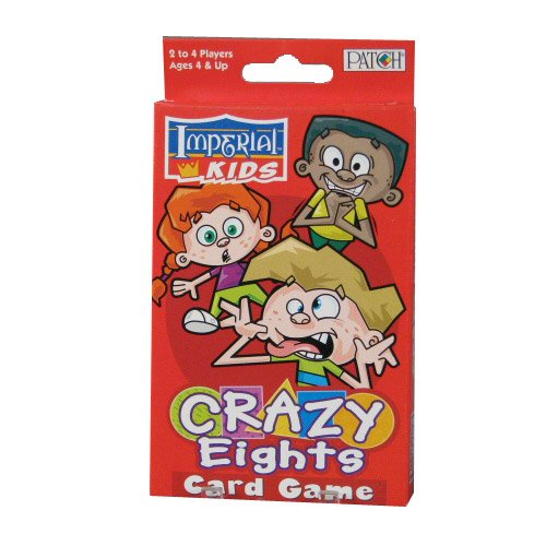 Patch Imperial Kids Crazy Eights Card Game (1465)