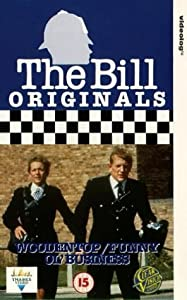 The Bill: Woodentop/Funny Ol' Business [VHS] [1984]