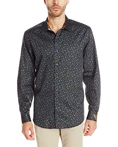 Robert Graham Men's Kilbride Long Sleeve Shirt