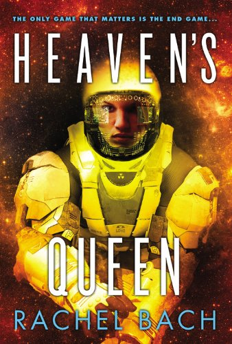 Image of Heaven's Queen (Paradox Book 3)