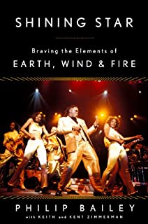 Book Cover: Shining Star: Braving the Elements of Earth, Wind & Fire