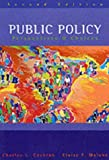 Public Policy: Perspectives & Choices (0072908963) by Charles L. Cochran