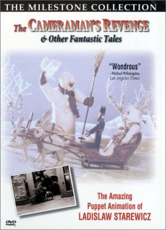 Cameraman's Revenge & Other Fantastic Tales [DVD] [Import]