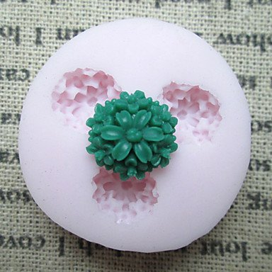 TTOMI Chocolat petite fleur de silicone / Fondant / Sucre Mold
