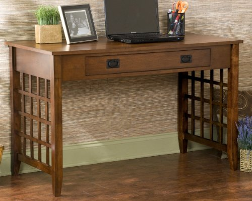 Buy Low Price Comfortable Southern Enterprises Inc. Lattice Computer Desk (B003F5TKMQ)