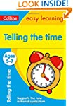Telling the Time Ages 5-7: New Editio...