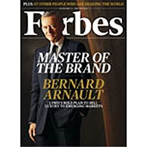 Forbes, November 08, 2010 Periodical