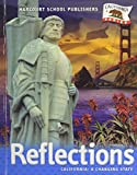 img - for Reflections: California: A Changing State Grade 4 book / textbook / text book