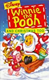 Winnie the Pooh and Christmas Too [VHS]