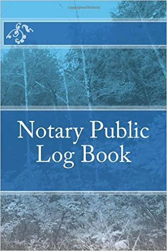 Notary Public Log Book written by Brian Scott Bowers