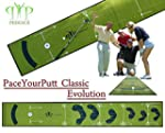 US Golf Putting mat PaceYourPutt� CLA...