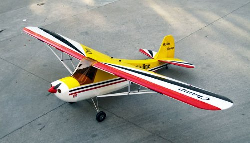 Giant Scale Rc Aircraft http://hobbiestoysinusa.wordpress.com/2012/09/03/106-giant-scale-30-50cc-skyline-champ-gas-remote-control-rc-airplane-kit-red-review/