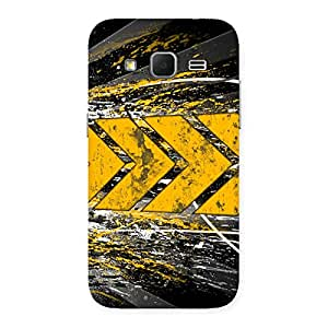 Forward Abstract Back Case Cover for Galaxy Core Prime