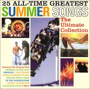 various artists 25 all time greatest summer songs music. Black Bedroom Furniture Sets. Home Design Ideas