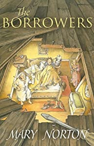 Cover of &quot;The Borrowers&quot;
