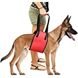 Dog Lift Harness - Comfortable Soft and Luxurious - Help Lifts Older Dogs or Young Puppies - Helps with Arthritic and Weak Joints