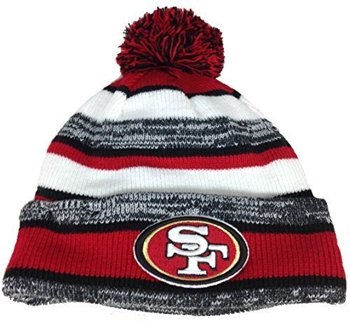 33090517fe268 New Era On field Sport Knit San Francisco 49ers Game Hat - Import It All