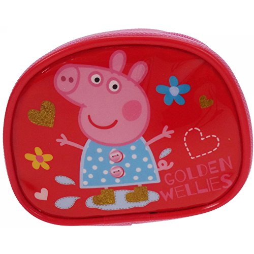 Peppa Pig Golden Wellies Purse - 1