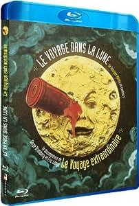 Le Voyage dans la Lune en couleurs précédé du Voyage extraordinaire [Blu-ray] [Version restaurée]