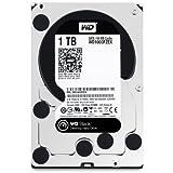 Western Digital 1 TB SATA III 7200 RPM 64 MB Cache Bulk/OEM Desktop Hard Drive, Black, WD1003FZEX