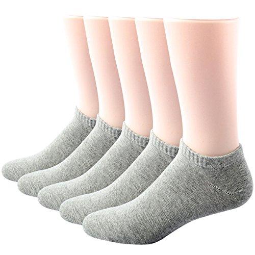 rioriva-men-trainer-crew-low-cut-liner-ankle-socks-pack-of-5-grey