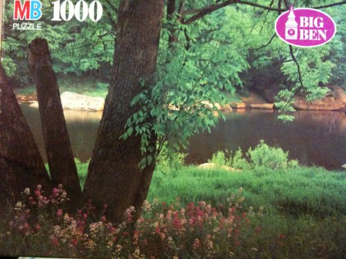 Big Ben 1000 Piece Puzzle Cook Forest State Park