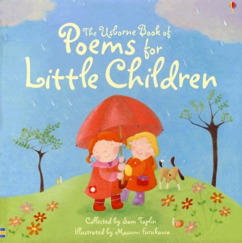The Usborne Book of Poems for Little Children