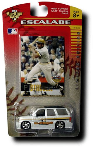 ESCALADE DIECAST PITTSBURGH PIRATES WILLIE STARGELL #8