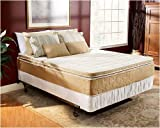 51MHNlI18GL. SL160  Best Price on 13.5 E. King Celebration II Mattress with Foundation and Frame  Reviews