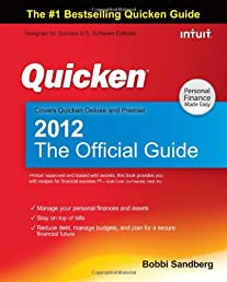 Quicken 2012 The Official Guide (Quicken Press)